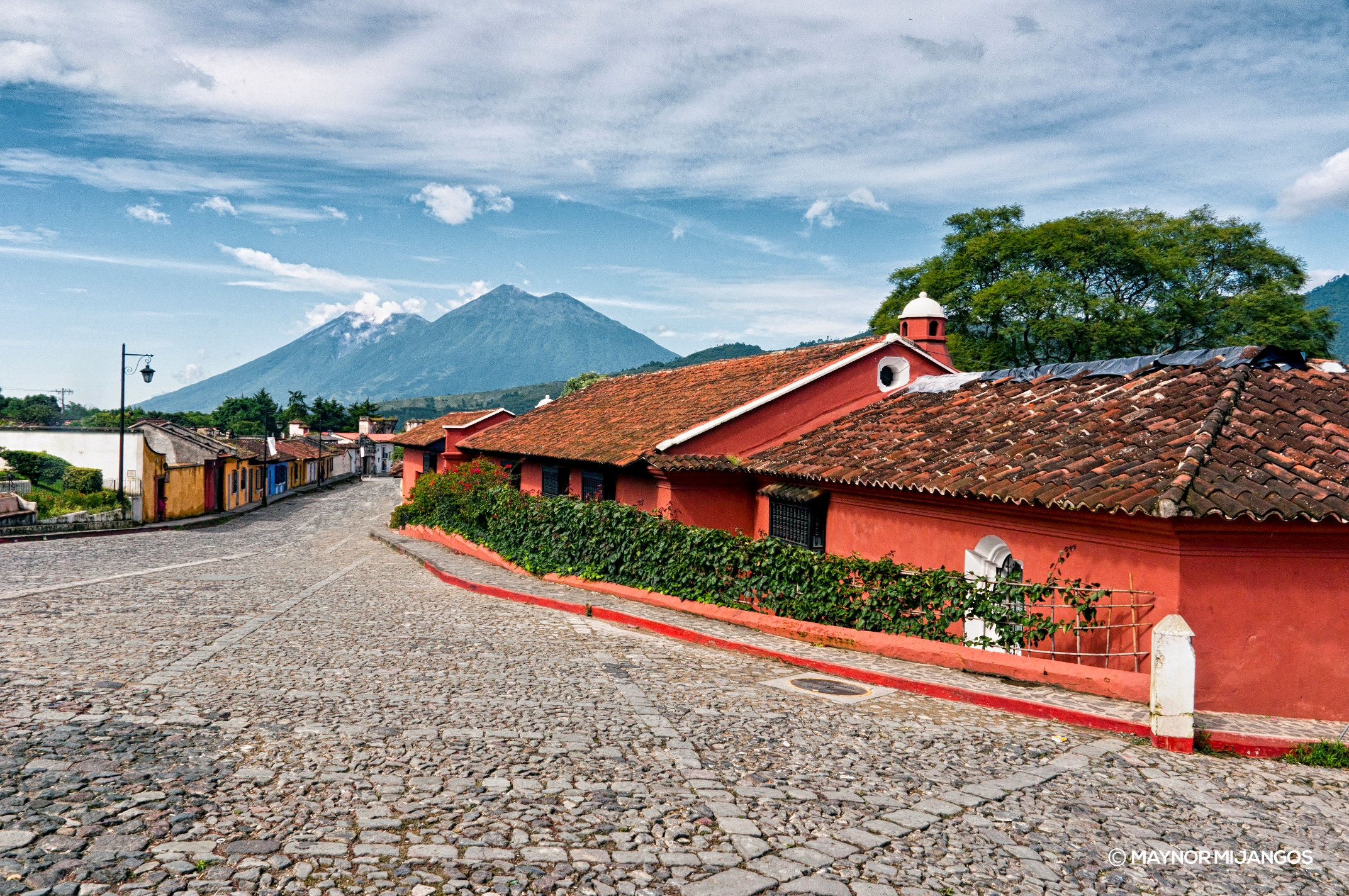 Antigua Walking Tour