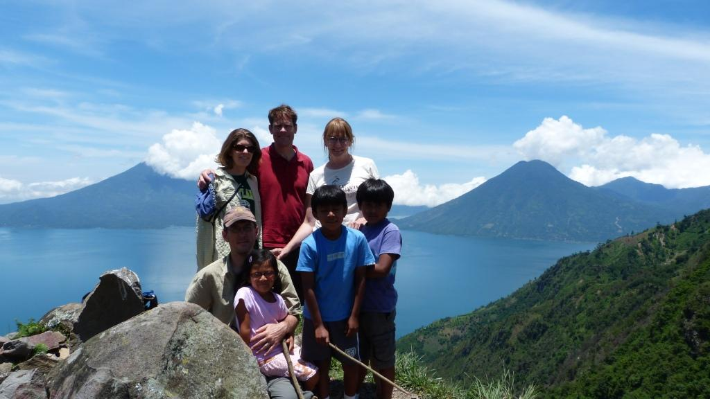 Hiking On The Highlands - Guatemala