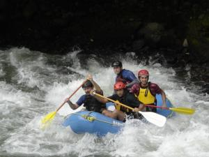 Rafting Tour In Cahabón